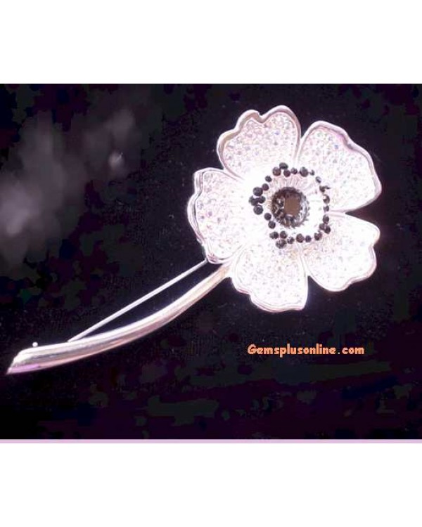 Givenchy Flower Pin