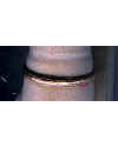 Man's 14 KT Yellow Gold Wedding Band