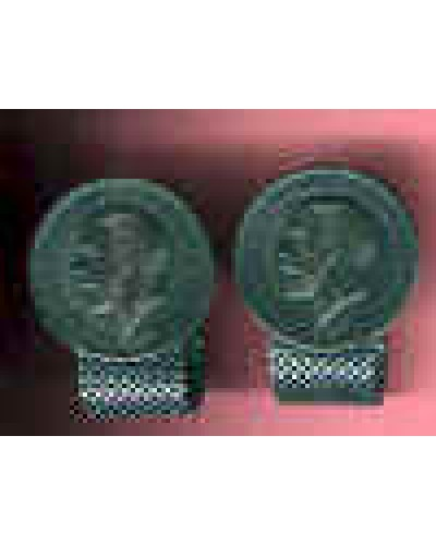 Antique Coin Style Cufflinks