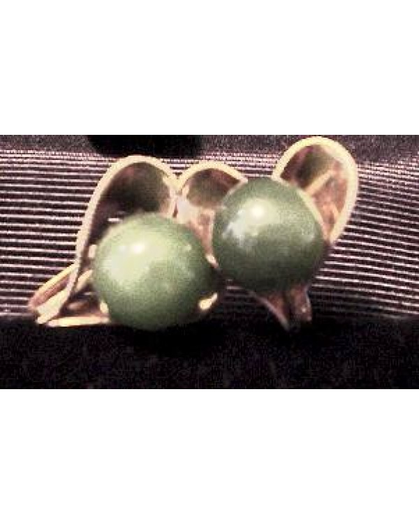 Beautiful Green Jade Beads