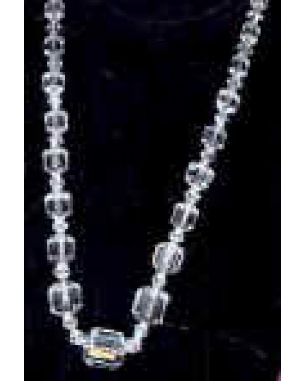 Crystal Necklace Deco Beads