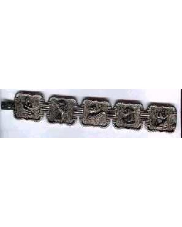 Egyptian Revival!  Bracelet