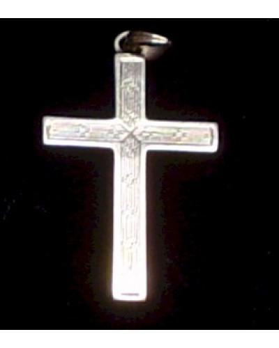 10 KT Gold Cross