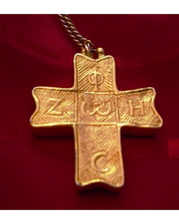 "Alva Studio 1 1/2"" Ancient Cross"