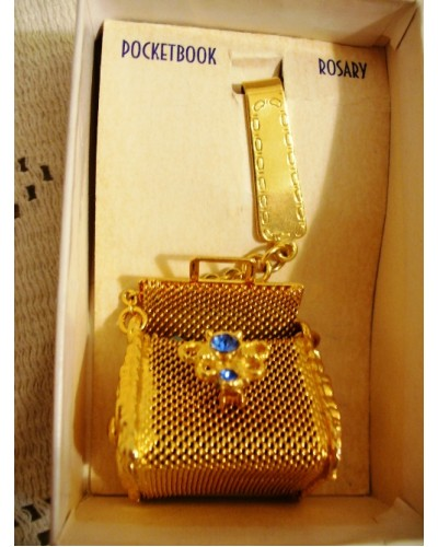Rosary In A Bag!  Vintage-