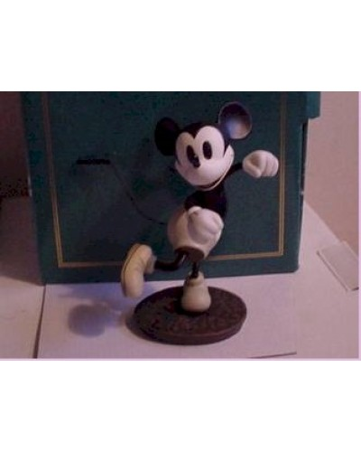The Delivery Boy Mickey Mouse in Original Teal Box