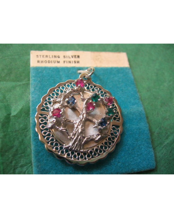 terling Tree of Life with Little Gemstones