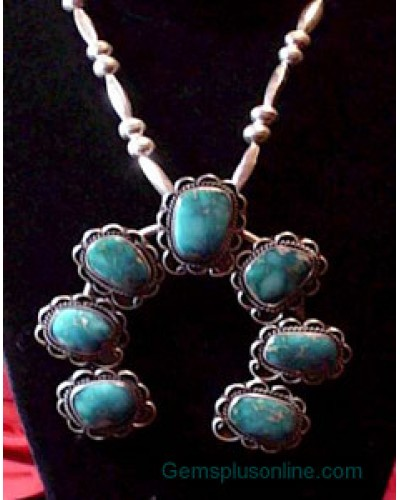 Squash Blossom Necklace - Never Worn