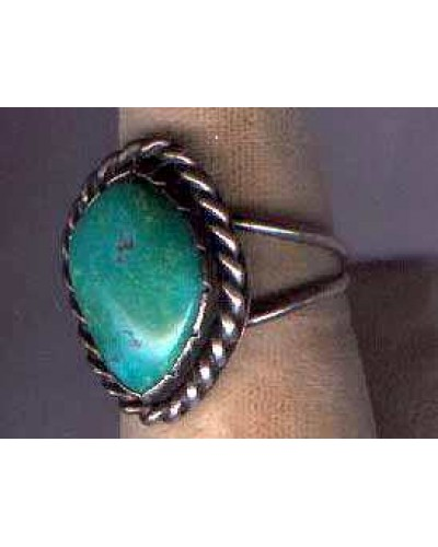 Chunk of Turquoise Ring.