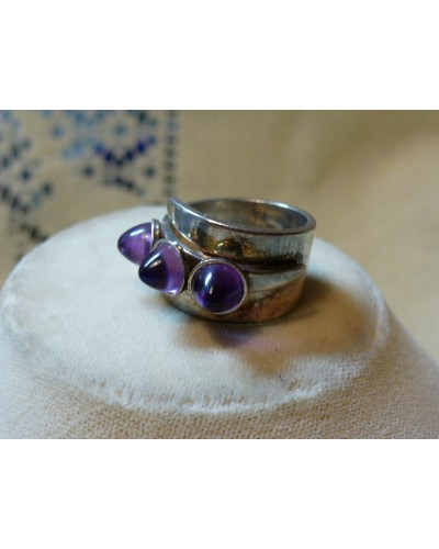 David Andersen Norway Sterling Ring